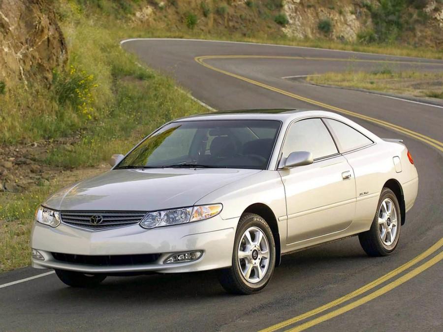 Toyota Solara купе, 2002–2004, XV20 [рестайлинг] - отзывы, фото и характеристики на Car.ru