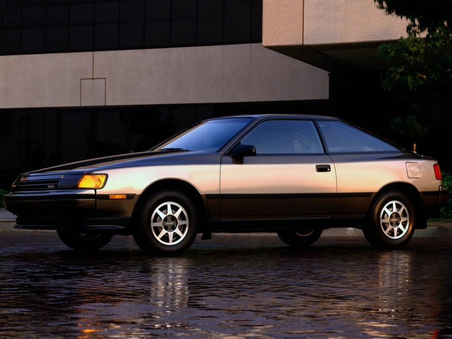 Toyota Celica лифтбэк, 1985–1989, 4 поколение - отзывы, фото и характеристики на Car.ru