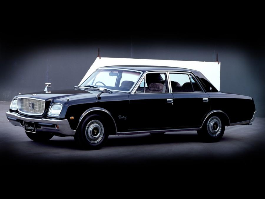 Toyota Century седан, 1967–1982, VG20/30/35 - отзывы, фото и характеристики на Car.ru