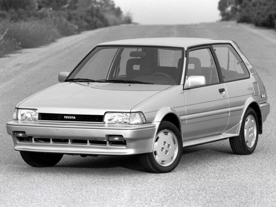 Toyota Corolla хетчбэк, 1983–1987, E80 - отзывы, фото и характеристики на Car.ru