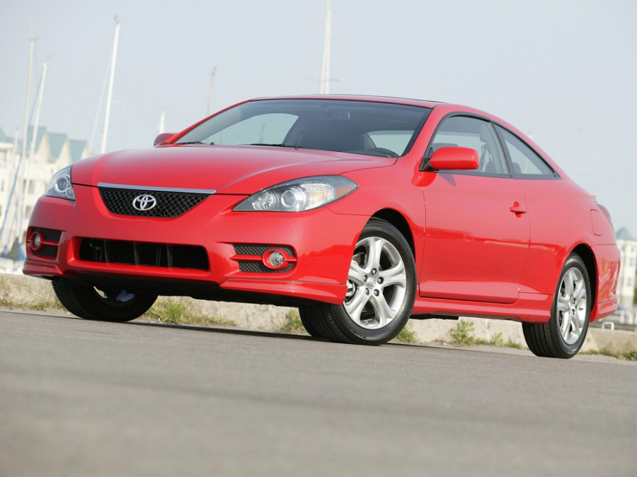 Toyota Solara Sport купе 2-дв., 2006–2009, XV30 [рестайлинг] - отзывы, фото и характеристики на Car.ru