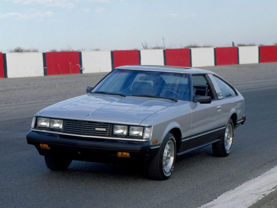 Toyota Celica лифтбэк, 1979–1981, 2 поколение [рестайлинг] - отзывы, фото и характеристики на Car.ru