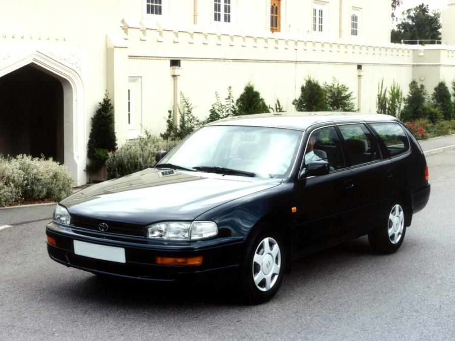Toyota Camry универсал, 1991–1994, XV10 - отзывы, фото и характеристики на Car.ru