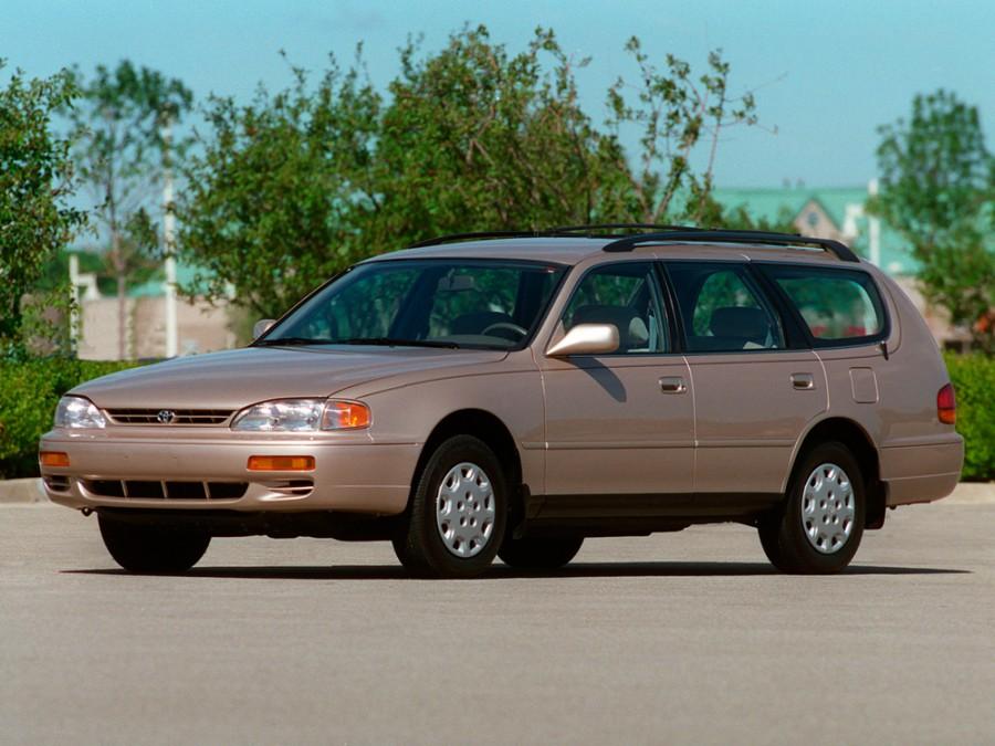 Toyota Camry универсал, 1994–1996, XV10 [рестайлинг] - отзывы, фото и характеристики на Car.ru