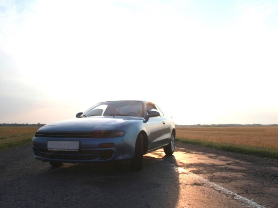 Toyota Celica купе, 1989–1993, 5 поколение - отзывы, фото и характеристики на Car.ru