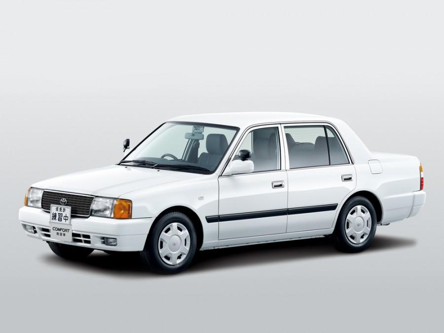 Toyota Comfort седан, 1995–2016, 1 поколение - отзывы, фото и характеристики на Car.ru