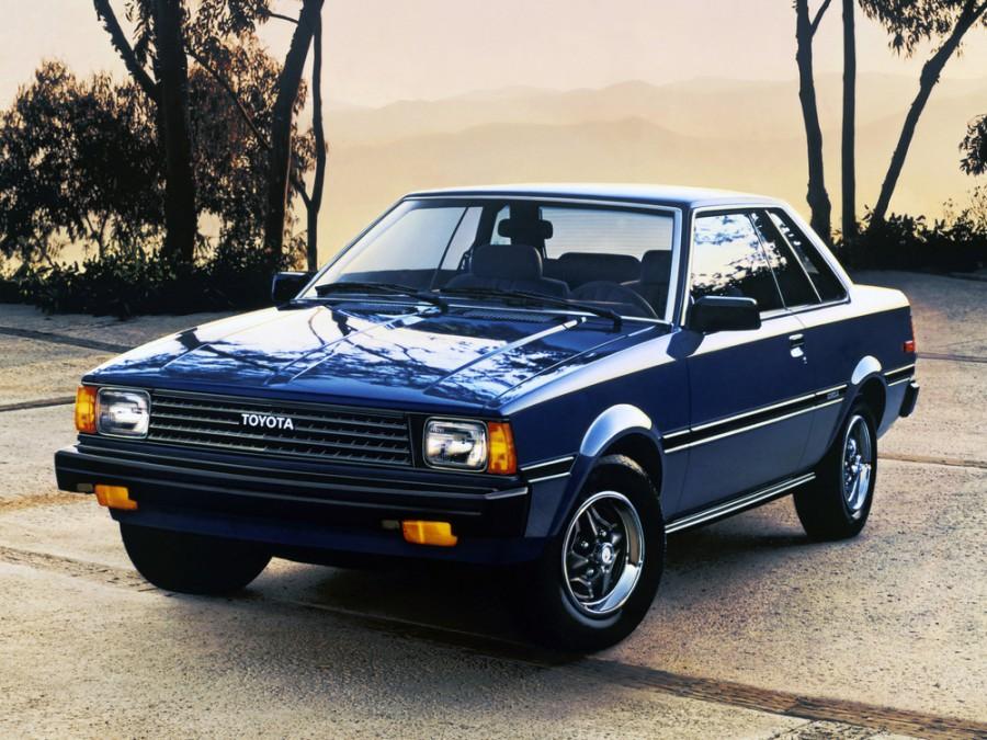 Toyota Corolla хардтоп, 1982–1983, E70 [рестайлинг] - отзывы, фото и характеристики на Car.ru