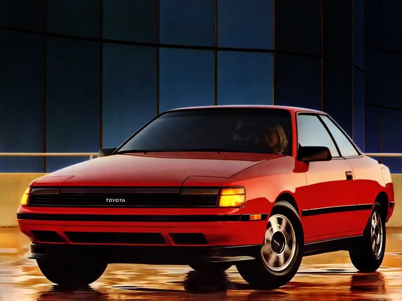 Toyota Celica купе, 1985–1989, 4 поколение - отзывы, фото и характеристики на Car.ru