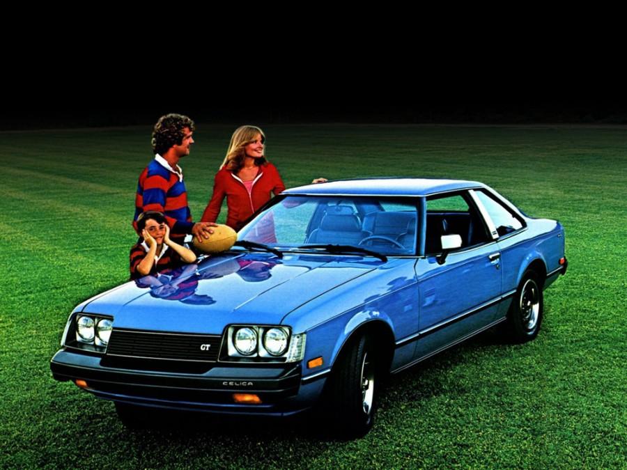 Toyota Celica купе, 1978–1979, 2 поколение - отзывы, фото и характеристики на Car.ru