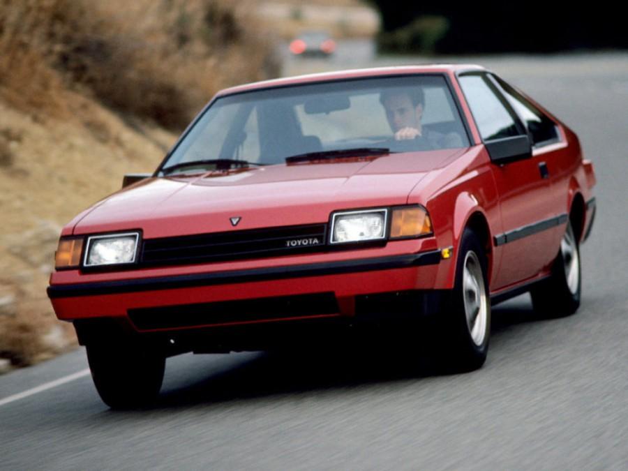 Toyota Celica лифтбэк 3-дв., 1981–1985, 3 поколение - отзывы, фото и характеристики на Car.ru