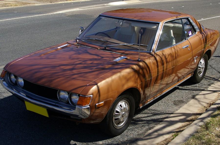 Toyota Celica купе, 1973–1977, 1 поколение - отзывы, фото и характеристики на Car.ru