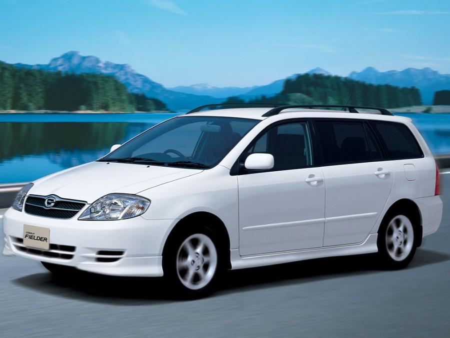 Toyota Corolla Fielder универсал 5-дв., 2000–2008, E120 - отзывы, фото и характеристики на Car.ru