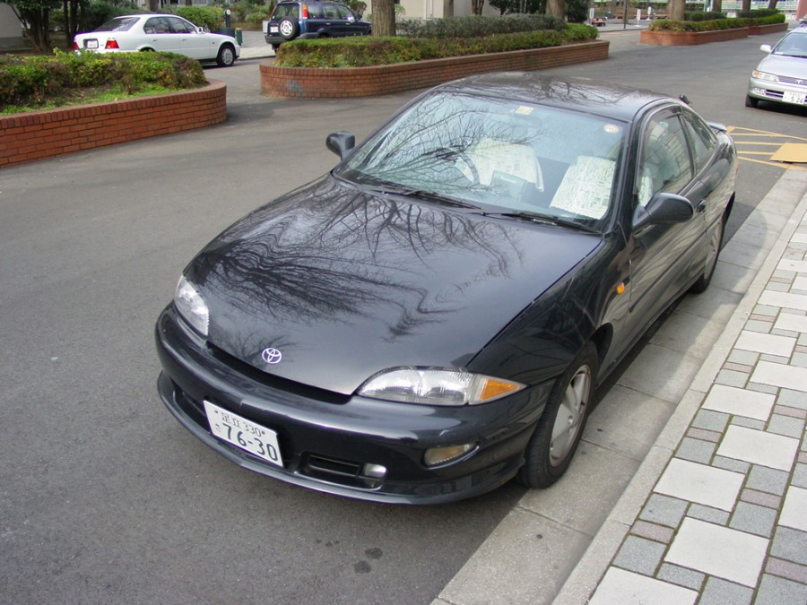 Toyota Cavalier купе, 1995–2000, 1 поколение - отзывы, фото и характеристики на Car.ru