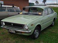 Toyota Corolla, E50 [рестайлинг], Jdm седан 4-дв., 1976–1981