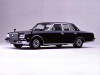 Toyota Century, VG40/45 [2-й рестайлинг], Седан, 1987–1997