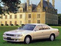 Toyota Chaser, X90, Хардтоп, 1992–1994
