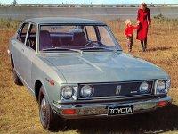 Toyota Carina, A10, Седан 4-дв., 1970–1977