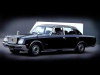 Toyota Century, VG20/30/35, Седан, 1967–1982