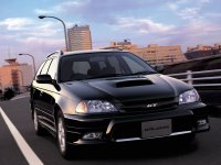 Toyota Caldina, 2 поколение [рестайлинг], Универсал, 2000–2002