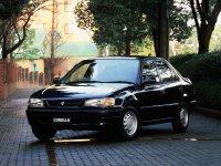 Toyota Corolla, E110, Jdm седан 4-дв., 1995–2001