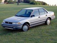 Toyota Corolla, E90, Седан 4-дв., 1987–1991