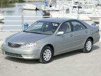 Toyota Camry, XV30 [рестайлинг], Седан, 2005–2006
