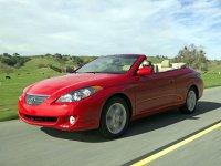Toyota Solara, XV30, Кабриолет 2-дв., 2004–2006