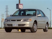 Toyota Corolla, E110, Седан 4-дв., 1995–2001