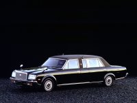 Toyota Century, VG40/45 [2-й рестайлинг], Лимузин, 1987–1997