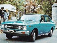 Toyota Carina, A10 [рестайлинг], Седан 4-дв., 1972–1974