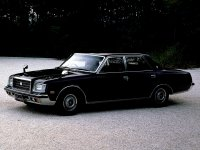 Toyota Century, VG40 [рестайлинг], Седан, 1982–1987