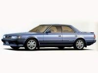 Toyota Chaser, X80, Хардтоп, 1988–1992