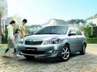 Toyota Corolla, E130 [рестайлинг], Cn-spec. седан 4-дв., 2004–2007