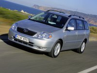 Toyota Corolla, E130 [рестайлинг], Универсал, 2004–2007