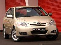 Toyota Corolla, E130 [рестайлинг], Runx хетчбэк 5-дв., 2004–2007
