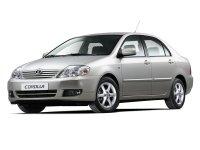 Toyota Corolla, E130 [рестайлинг], Седан 4-дв., 2004–2007