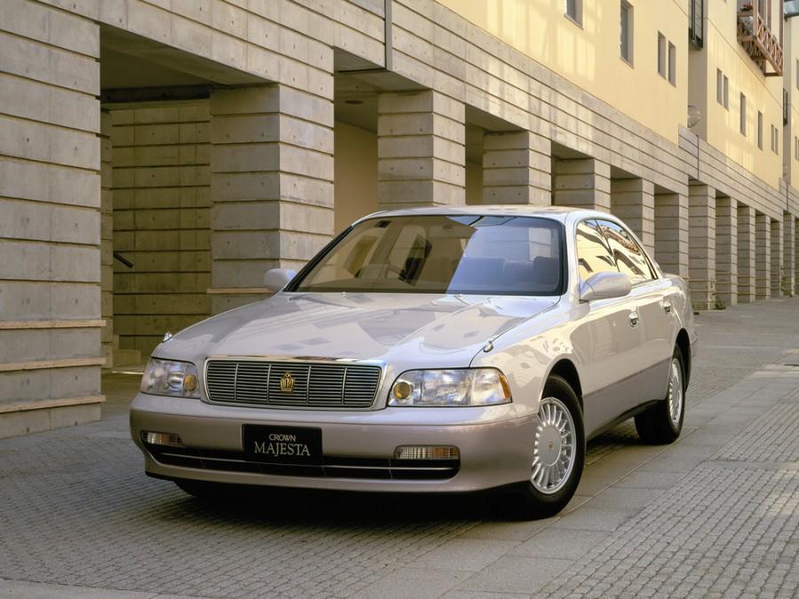 Toyota Crown Majesta хардтоп, 1991–1995, S140 - отзывы, фото и характеристики на Car.ru