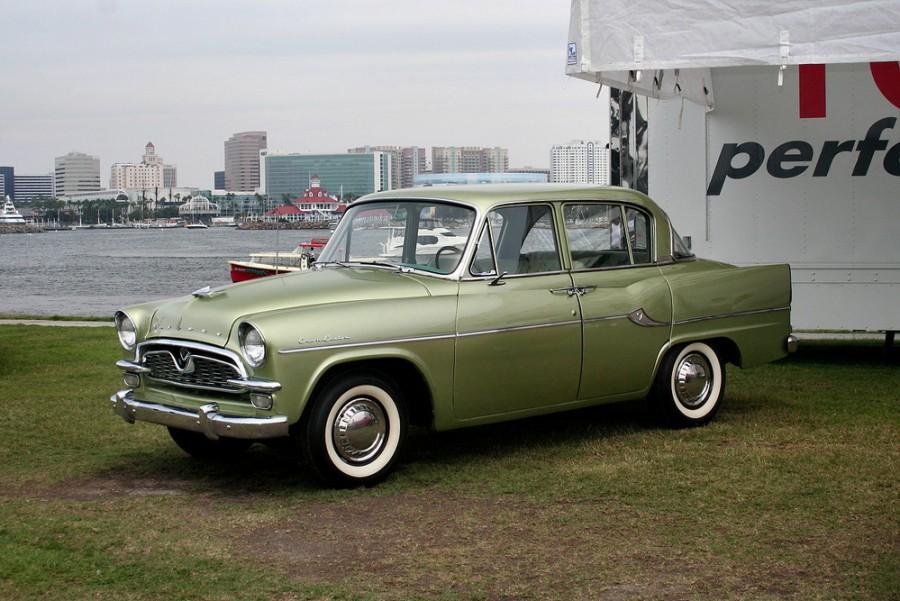 Toyota Crown седан, 1958–1962, S30 [рестайлинг] - отзывы, фото и характеристики на Car.ru