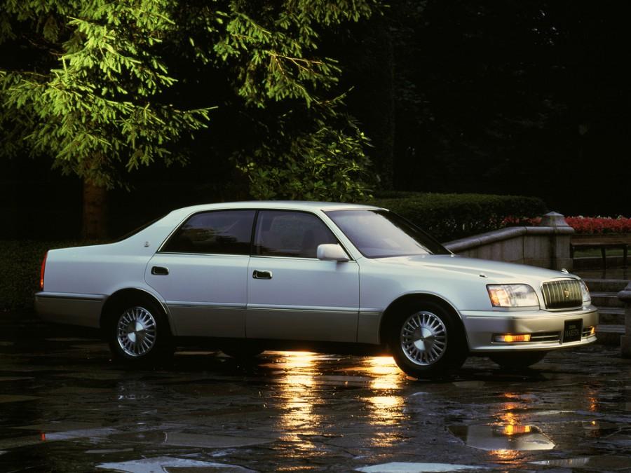 Toyota Crown majesta s150 #10