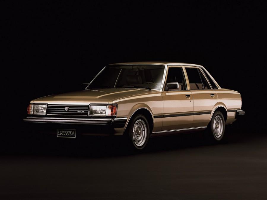 Toyota Cressida седан 4-дв., 1980–1984, X60 - отзывы, фото и характеристики на Car.ru