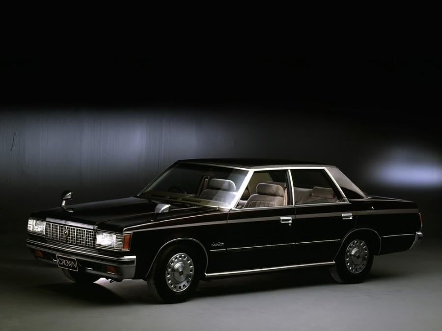 Toyota Crown JDM хардтоп 4-дв., 1979–1982, S110 - отзывы, фото и характеристики на Car.ru