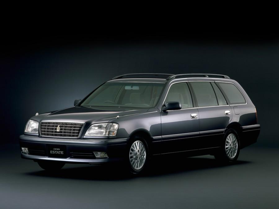 Toyota Crown JDM универсал, 1999–2007, S170 - отзывы, фото и характеристики на Car.ru