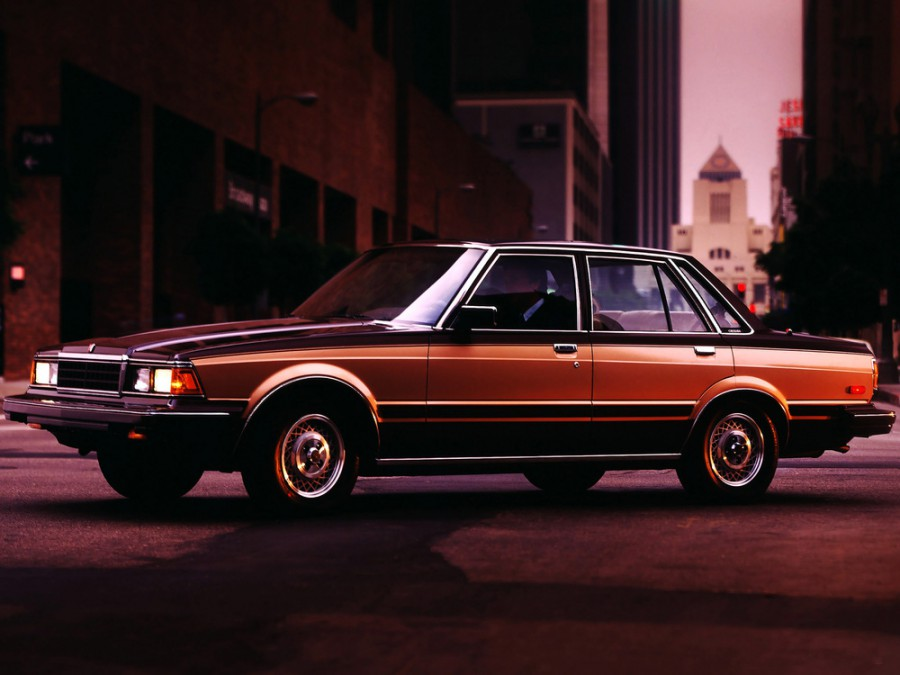 Toyota Cressida седан, 1983–1984, X60 [рестайлинг] - отзывы, фото и характеристики на Car.ru