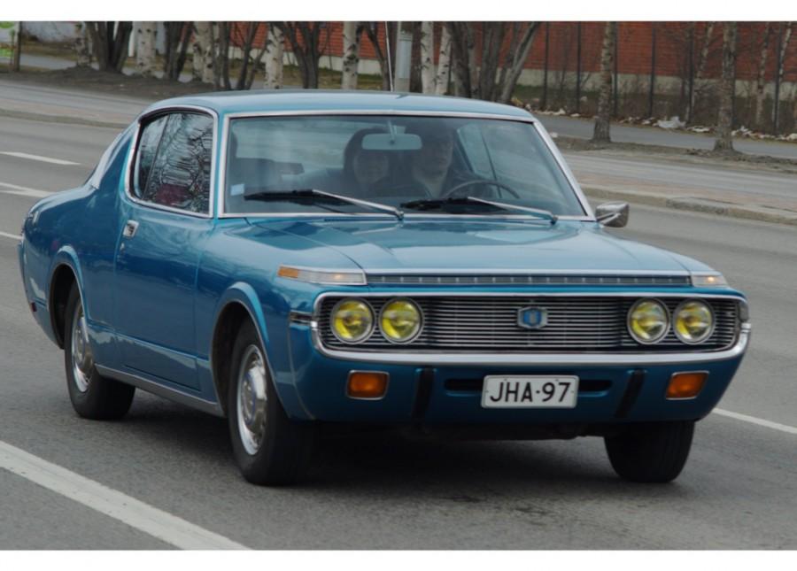 Toyota Crown хардтоп, 1971–1973, S60 - отзывы, фото и характеристики на Car.ru