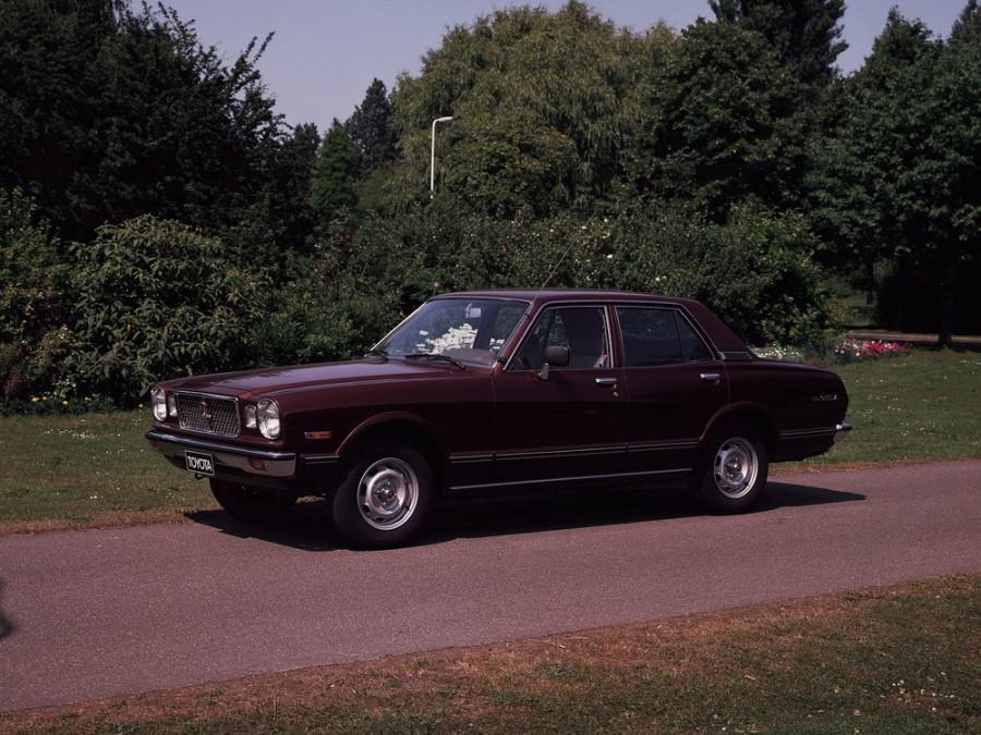 Toyota Cressida седан, 1977–1978, X30 - отзывы, фото и характеристики на Car.ru