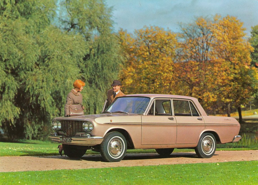 Toyota Crown седан 4-дв., 1962–1967, S40 - отзывы, фото и характеристики на Car.ru