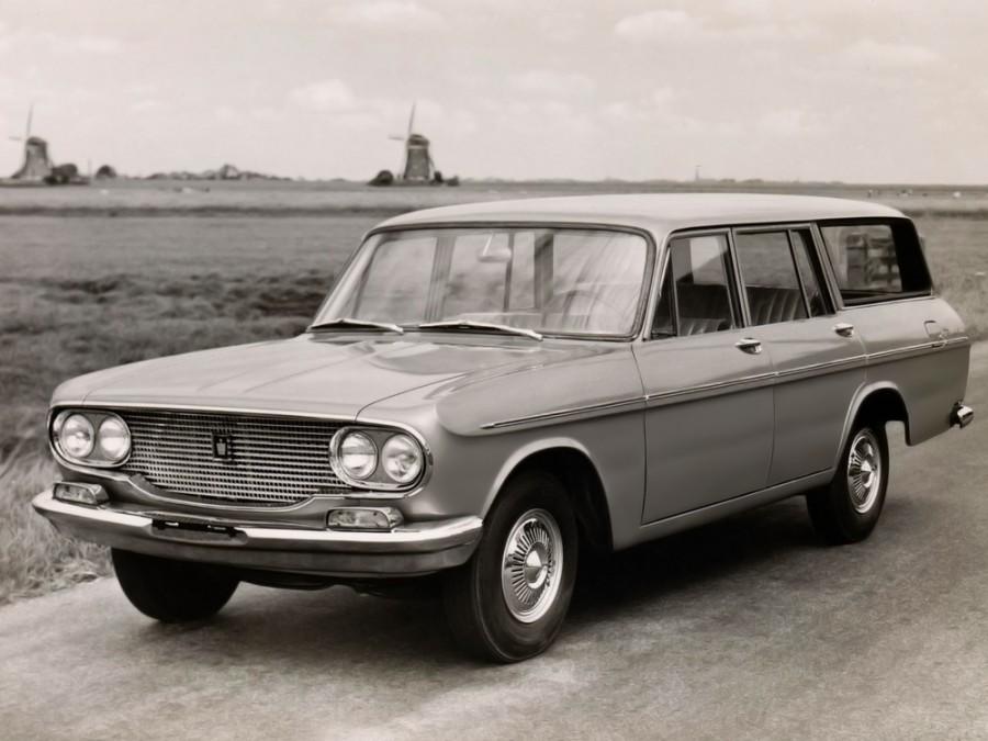 Toyota Crown универсал, 1962–1967, S40 - отзывы, фото и характеристики на Car.ru