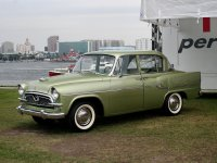 Toyota Crown, S30 [рестайлинг], Седан, 1958–1962