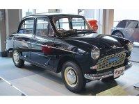Toyota Corona, T10, Седан, 1957–1960