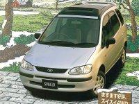 Toyota Corolla Verso, 1 поколение, Spacio минивэн, 1997–2001